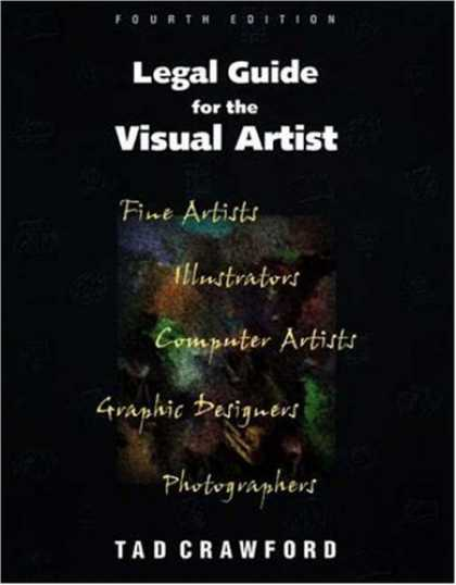 Books About Art - Legal Guide for the Visual Artist
