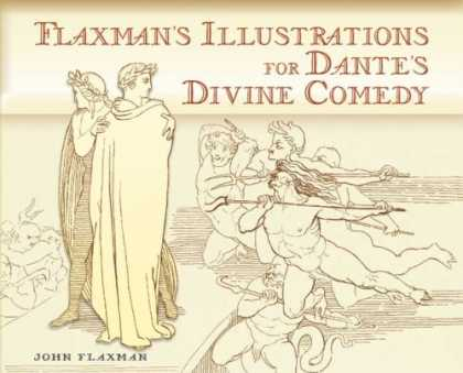 Books About Art - Flaxman's Illustrations for Dante's Divine Comedy (Dover Books on Fine Art)