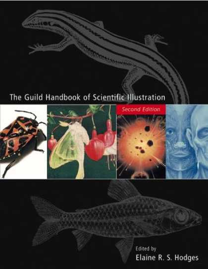 Books About Art - The Guild Handbook of Scientific Illustration