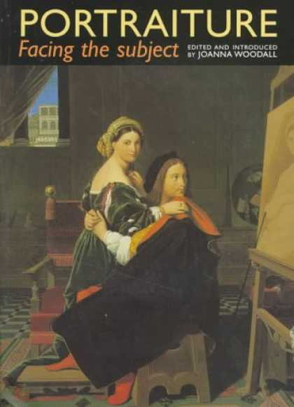 Books About Art - Portraiture: Facing the Subject (Critical Introductions to Art)