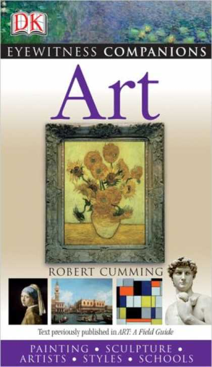 Books About Art - Art: Paintings, Sculpture, Artists, Styles, Schools (EYEWITNESS COMPANION GUIDES