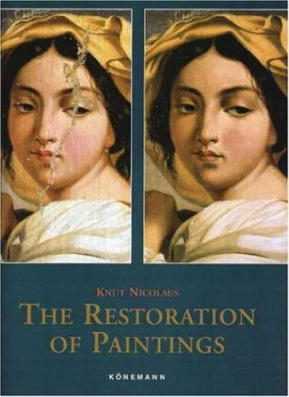 Books About Art - The Restoration of Paintings