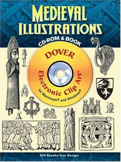 Books About Art - Medieval Illustrations CD-ROM and Book (Dover Pictorial Archives)