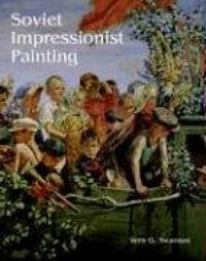 Books About Art - Soviet Impressionist Painting