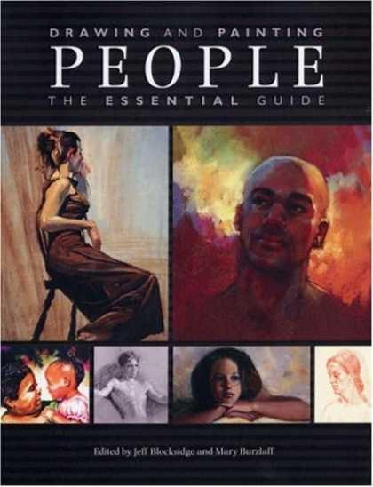 Books About Art - Drawing and Painting People: The Essential Guide