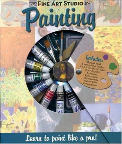 Books About Art - Fine Art Studio: Painting