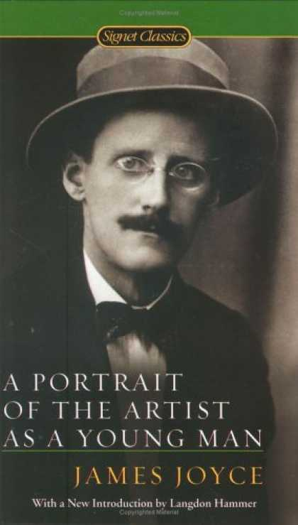 Books About Art - A Portrait of the Artist as a Young Man (Signet Classics)