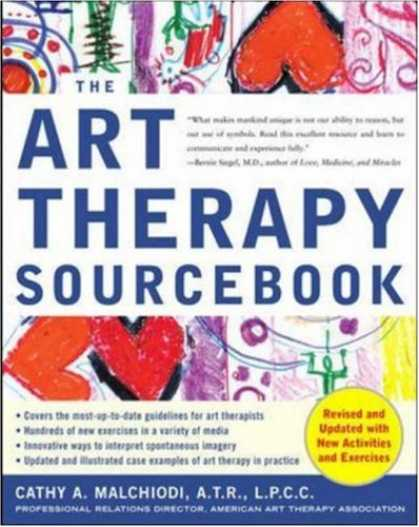 Books About Art - Art Therapy Sourcebook (Sourcebooks)