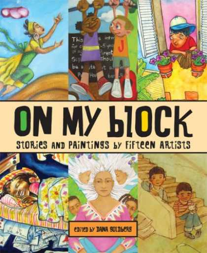 Books About Art - On My Block: Stories and Paintings by Fifteen Artists