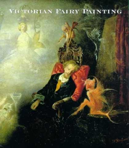 Books About Art - Victorian Fairy Painting