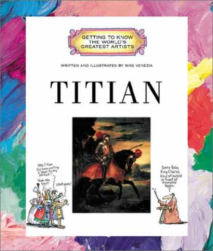 Books About Art - Titian (Getting to Know the World's Greatest Artists)