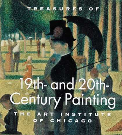 Books About Art - Treasures of 19th- and 20th-Century Painting: The Art Institute of Chicago (Tiny