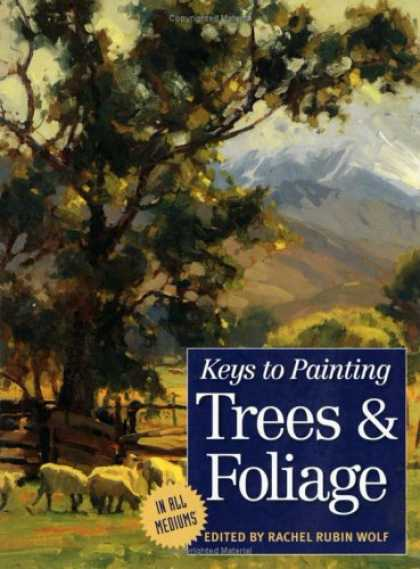 Books About Art - Keys to Painting Trees & Foliage