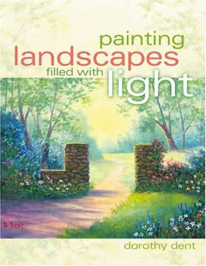Books About Art - Painting Landscapes Filled With Light
