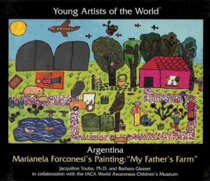 "Books About Art - Argentina: Marianela Forconesi's Painting : ""My Father's Farm"" (Young Artists of"