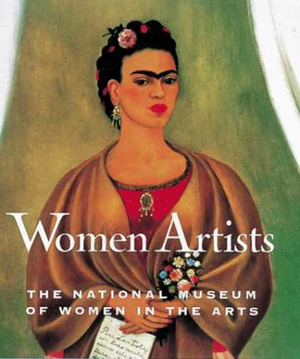 Books About Art - Women Artists: The National Museum of Women in the Arts (Tiny Folios Series)