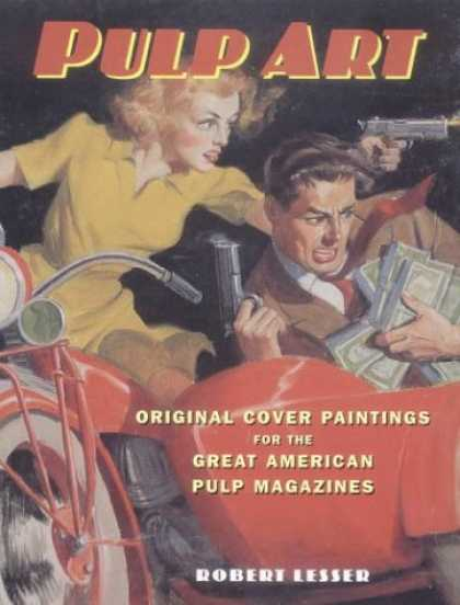 Books About Art - Pulp Art: Original Cover Paintings for the Great American Pulp Magazines