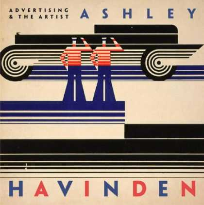 Books About Art - Advertising and the Artist - Ashley Havinden