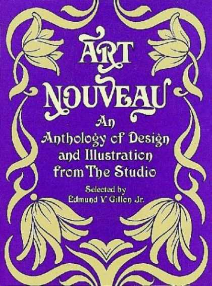 "Books About Art - Art Nouveau: An Anthology of Design and Illustration from ""The Studio"" (Dover Pi"