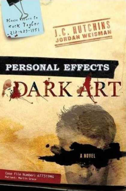 Books About Art - Personal Effects: Dark Art