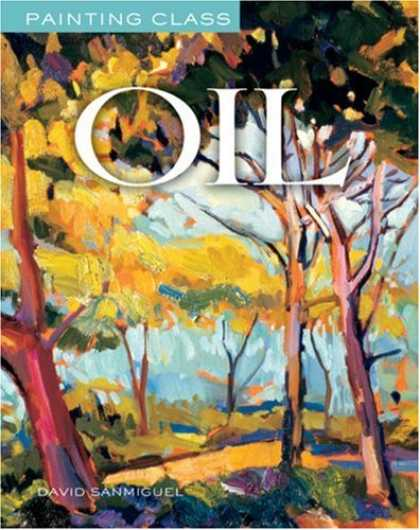 Books About Art - Painting Class: Oil