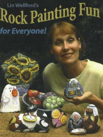 Books About Art - Rock Painting Fun for Everyone!
