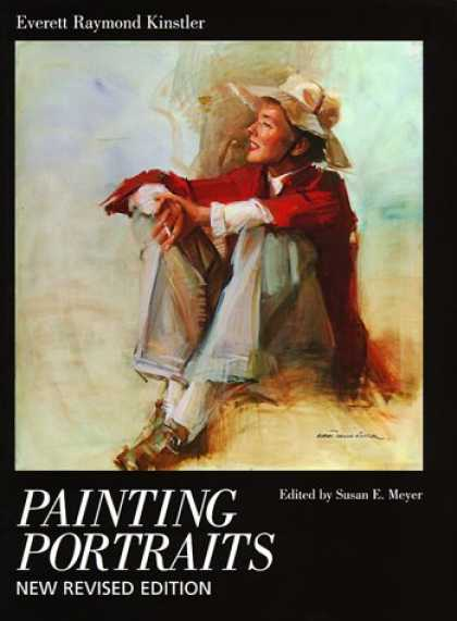 Books About Art - Painting Portraits