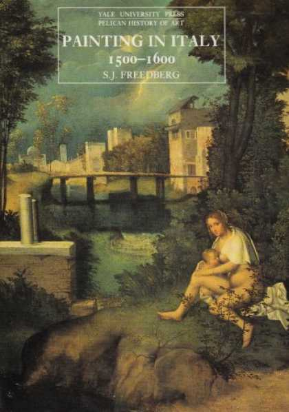 Books About Art - Painting in Italy, 1500-1600: Third Edition (The Yale University Press Pelican H