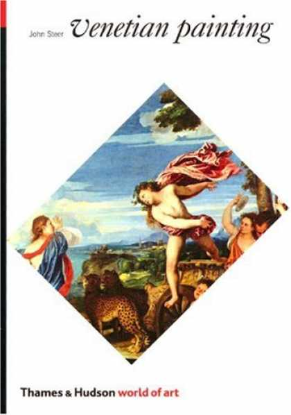 Books About Art - Venetian Painting: A Concise History (World of Art)