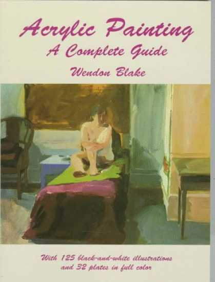 Books About Art - Acrylic Painting: A Complete Guide