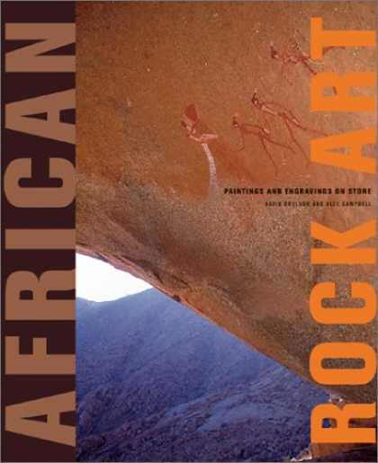 Books About Art - African Rock Art: Paintings and Engravings on Stone