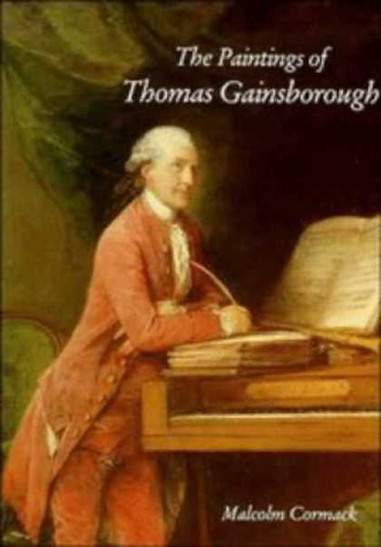 Books About Art - The Paintings of Thomas Gainsborough