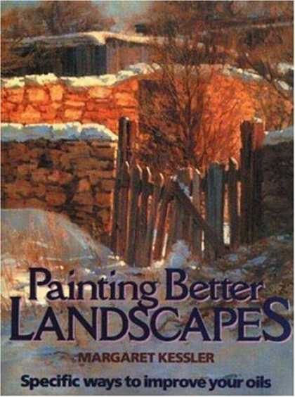Books About Art - Painting Better Landscapes