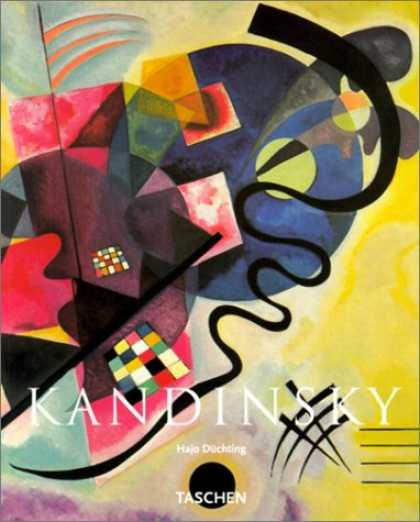 Books About Art - Wassily Kandinsky: 1866-1944 a Revolution in Painting (Basic Art)