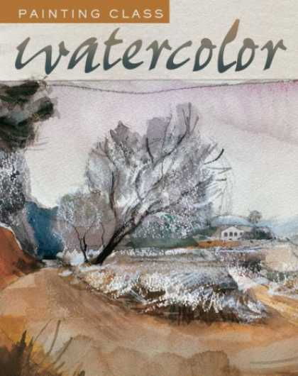 Books About Art - Painting Class: Watercolor