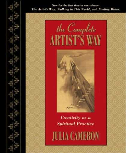 Books About Art - The Complete Artist's Way: Creativity as a Spiritual Practice