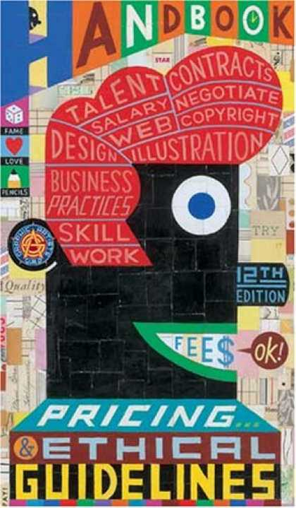 Books About Art - Graphic Artists Guild Handbook: Pricing & Ethical Guidelines (Graphic Artists Gu