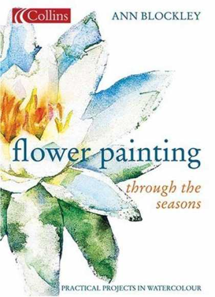 Books About Art - Flower Painting Through the Seasons