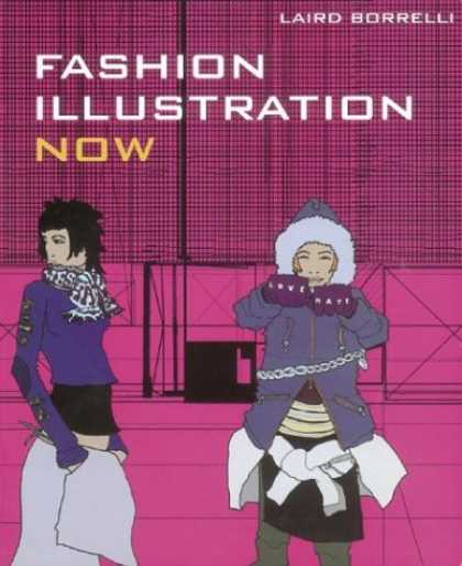 Books About Art - Fashion Illustration Now