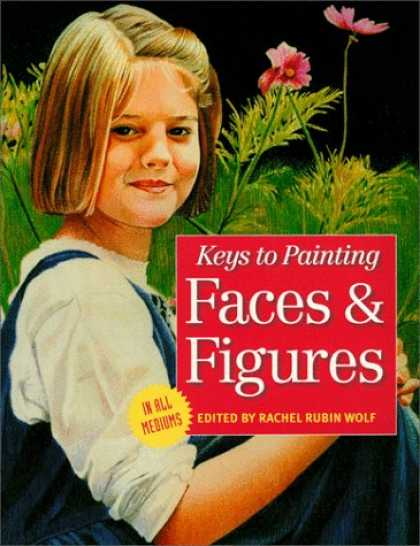 Books About Art - Key to Painting Faces & Figures (Keys to Painting)