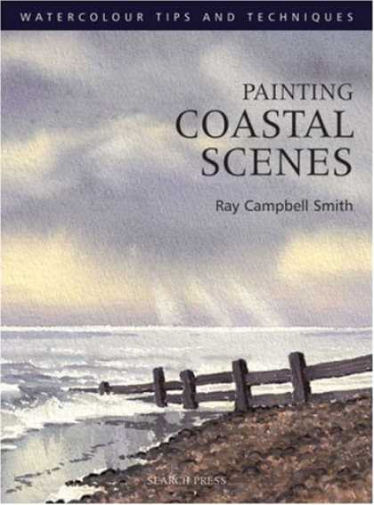 Books About Art - Painting Coastal Scenes (Watercolour Tips and Techniques)