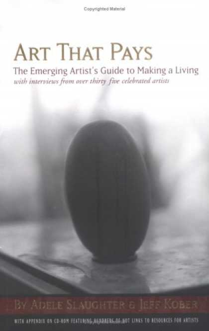 Books About Art - Art That Pays: The Emerging Artist's Guide to Making a Living