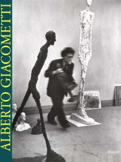 Books About Art - Alberto Giacometti: Sculptures, Paintings, Drawings (Art & Design)
