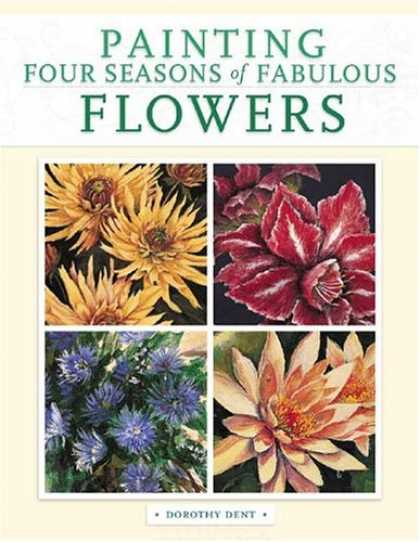 Books About Art - Painting Four Seasons of Fabulous Flowers
