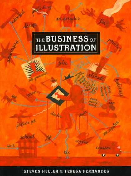 Books About Art - Business of Illustration (Practical Design Books)