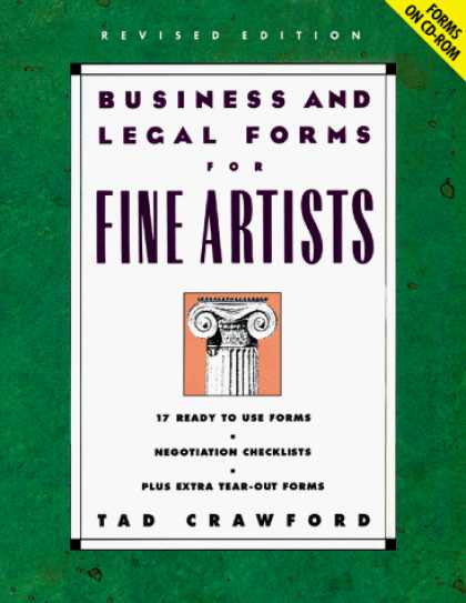 Books About Art - Business & Legal Forms for Fine Artists