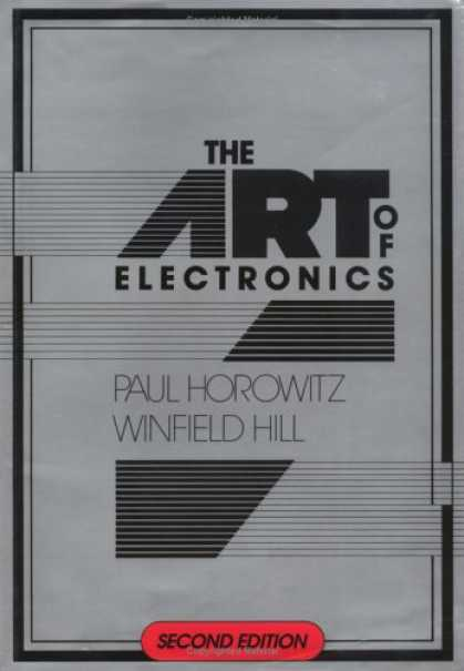 Books About Art - The Art of Electronics