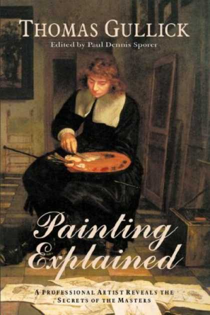 Books About Art - Painting Explained