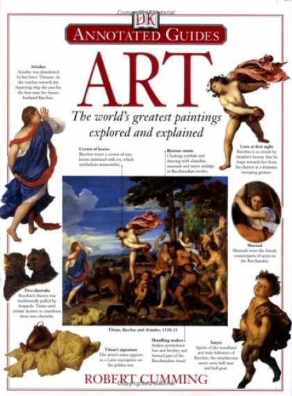 Books About Art - Art: The World's Greatest Paintings Explored and Explained