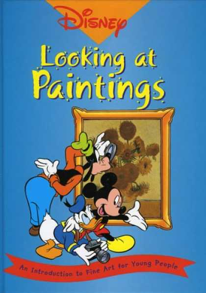 Books About Art - Looking at Paintings: An Introduction to Fine Art for Young People